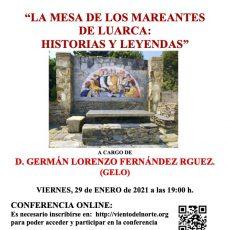 La mesa de los mareantes de Luarca: Historias y leyendas