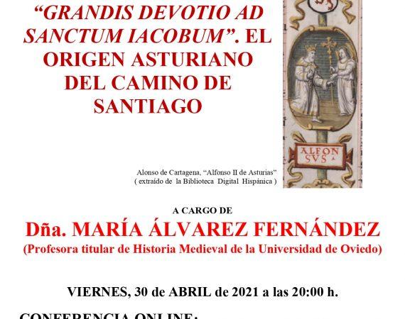 EL ORIGEN ASTURIANO DEL CAMINO DE SANTIAGO